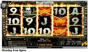 Frankenstein 20 oktober