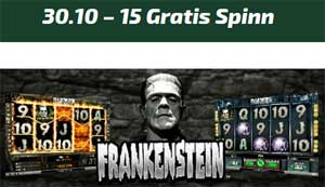Frankenstein 30 oktober