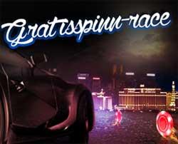 Gratisspinn race