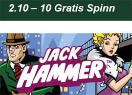 Jack Hammer 2 oktober