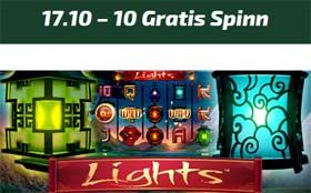 Lights 17 oktober