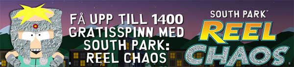 South Park Reel Chaos kampanj