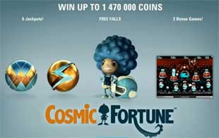 Cosmic Fortune fakta