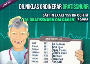 Doktor Niklas 17 november
