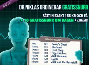 Dr Niklas 10 november 2014