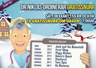 Dr Niklas 24 november