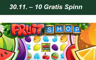 FruitShop 30 november 2014