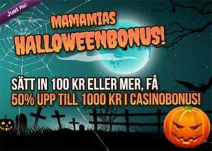 Halloweenbonus