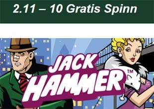 Jack Hammer 2 november