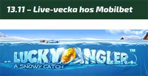 Lucky Angler 13/11