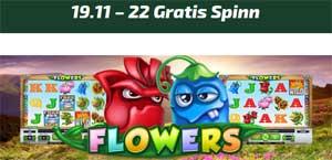 Mobilbet 19 november Flowers