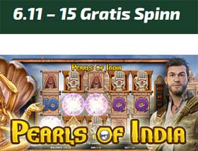Pearls of India 6 november 2014