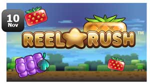 Reel Rush 10 november