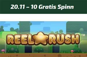 ReelRush 20 november