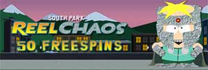 South Park Reel Chaos 50 spins
