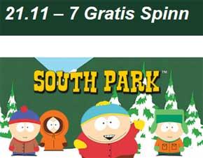 South Park 21 november