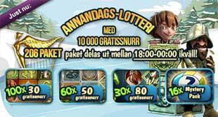 Annandags lotteri