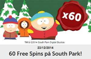 ComeOn South Park