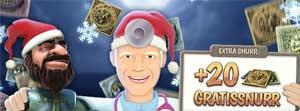 Doktor Niklas 20 gratissnurr