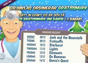 Doktor Niklas den 8 december 2014