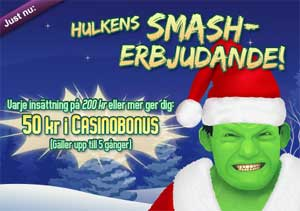 Hulkens Smasherbjudande