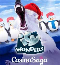 Icy Wonders CasinoSaga
