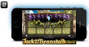 Jack and the Beanstalk den 29 december