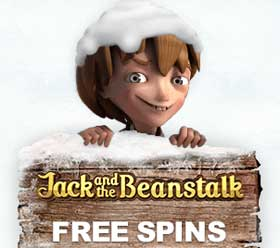 Jack and the Beanstalk freespins