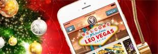 Leo Vegas julafton