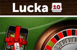 Lucka 10 med iPhone 6 hos ComeOn