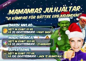 MamaMias julhjältar 17 december