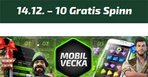 Mobilbet lucka 14 december