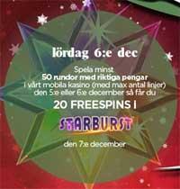 NextCasino 6 december