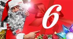 Redbet lucka 6 i julkalendern