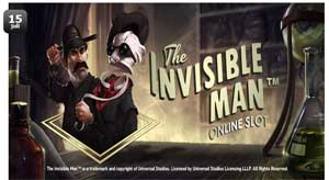 The Invisible Man 15 december