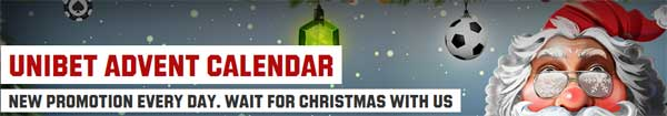 Unibet Advent Calendar