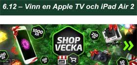 Vinn Apple TV hos Mobilbet