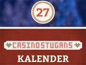 Casinostugans kalender den 27 januari