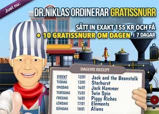 Dr Niklas 12 januari 2015