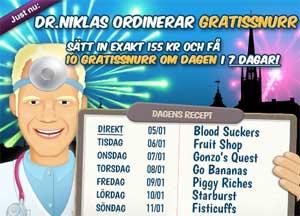 Doktor Niklas den 5:e januari 2015