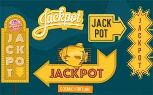 Cosmic Fortune Jackpot