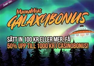MamaMias Galaxybonus 18 januari