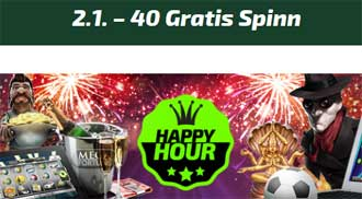 Mobilbet Happy Hour