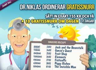 Doktor Niklas den 23 februari