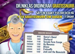 Doktor Niklas 9 februari