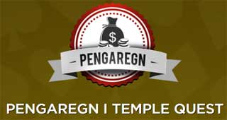 Pengaregn i Temple Quest