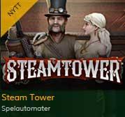 Steamtower - Nytt spel