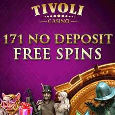 171 no deposit spins