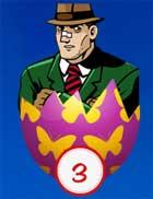 Ägg 3 Jack Hammer