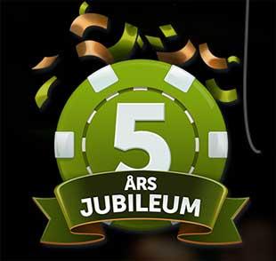 5-års jubileum